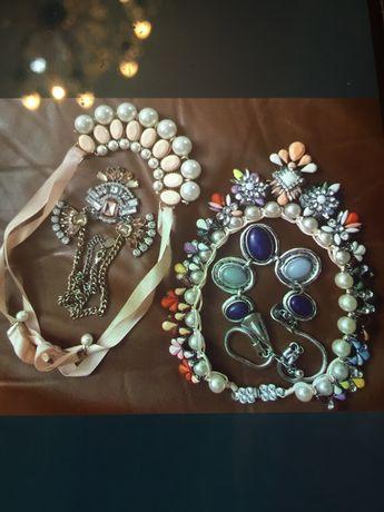 2€ cada colar-8€ -4 colares, oferta do número 5