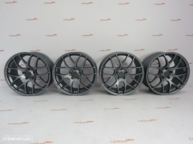 Jantes Fox MS007 19 x 8.5et35 5x120 Gunmetal