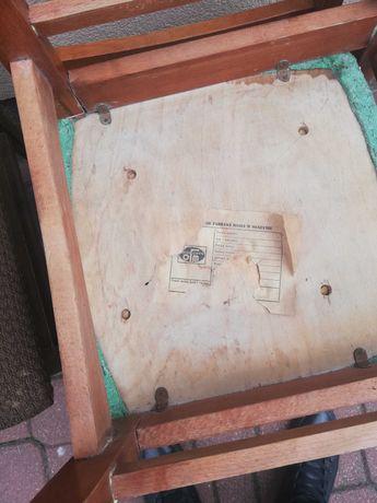 Krzesła PRLowskie