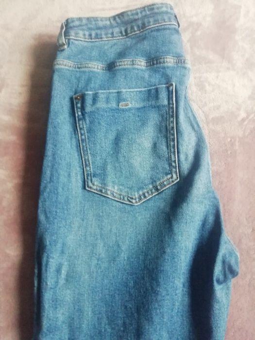 Spodnie jeansy damskie Zara r. 44 Nadarzyn - image 1