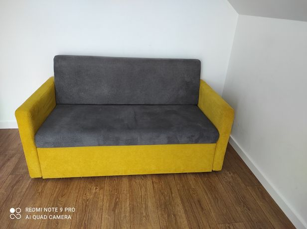 Sofa rozkładana forte meble