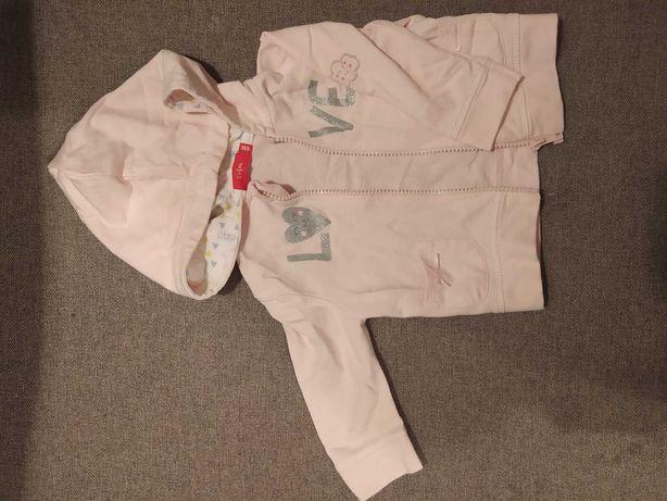 Bluza dziewczęca 6 miesięcy Tissaia