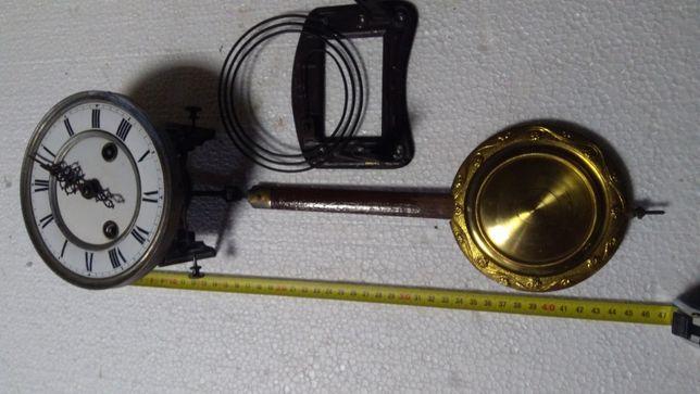 Stary mechanizm zegara 6