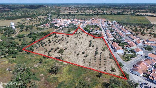 Terreno urbanizável com Ruina e Lote urbano
