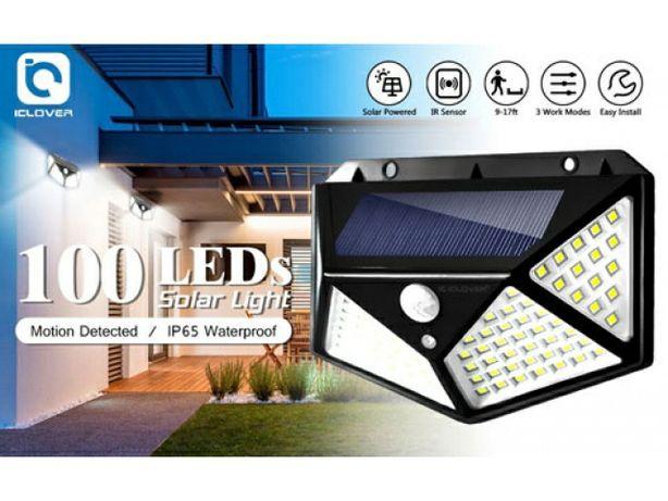 Kinkiet solarny lampa solarna