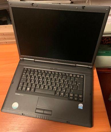 Ноутбук Fujitsu Siemens Esprimo mobile V5535 Celeron 550 (не рабочий)