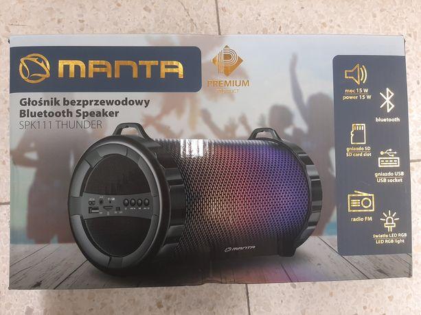 Głośnik bezprzewodowy Manta