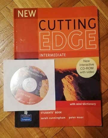 Angielski podręcznik cutting edge intermediate