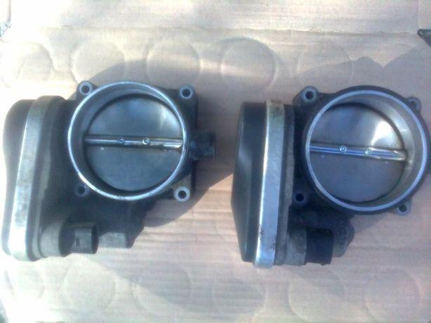 BMW X5 е53 e70 расходомер воздуха дросельная заслонка клапан egr