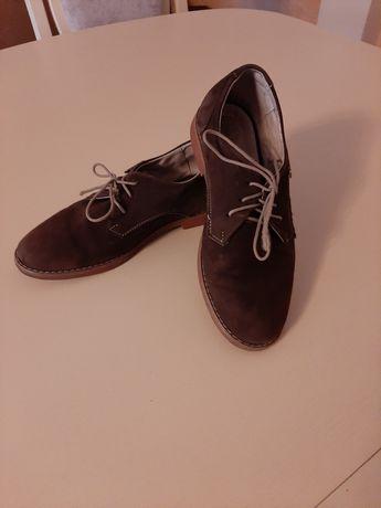 Туфлі взуття шкільне туфли