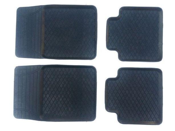 Резиновые коврики ЗАЗ 1103 Славута (ромб) (Дубны)