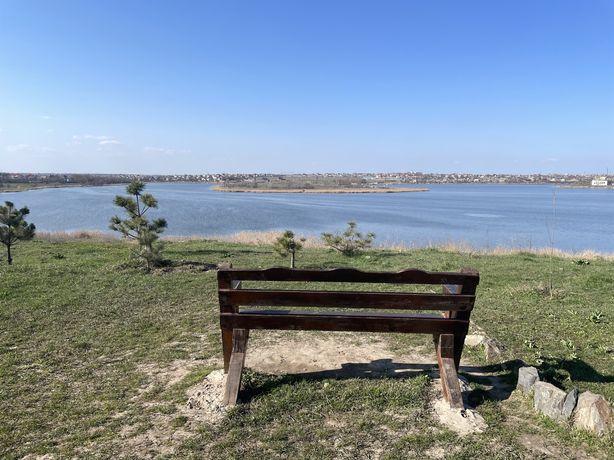 Продам участок в с. Молодежное, с видом на озеро, 23,4 сотки