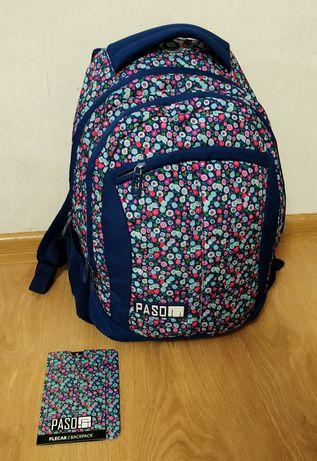 Школьный рюкзак Paso 2808