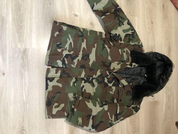 Куртка комуфляжная