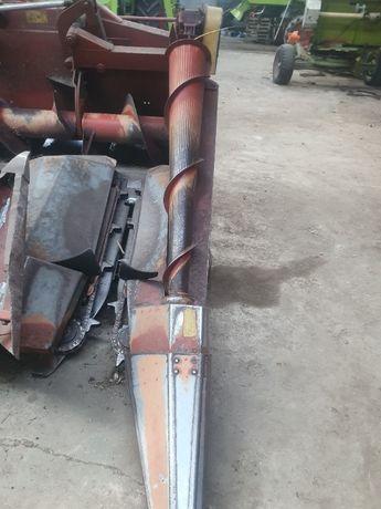 części do przystawki do kukurydzy New Holland rozdzielacz łanu
