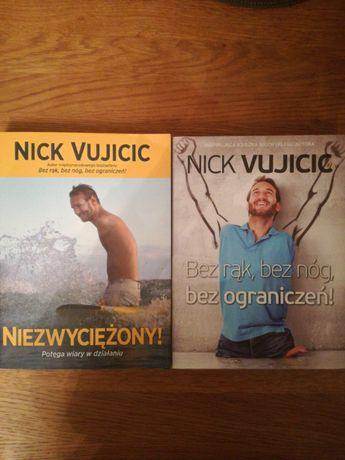 Nick Vujicic książki