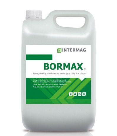Bormax 20 l nawóz dolistny bor marki Intermag