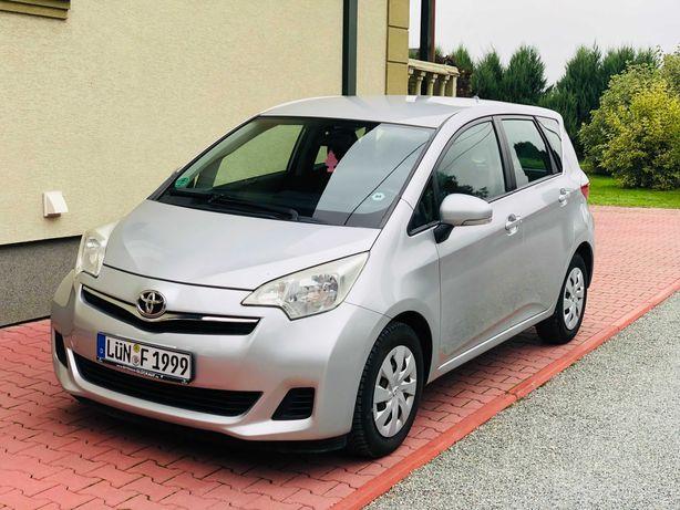 Toyota Verso S 1.3 benzyna 101KM **klima**opłacony**