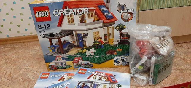 LEGO Creator Домик на холме 5771 оригинал