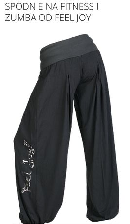 Spodnie fitness/zumba