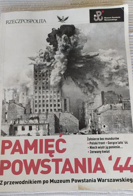 Pamięć Powstania '44 + przewodnik po Muzeum Powstania Warszawskiego
