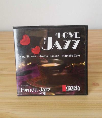 In Love With Jazz CD Contemporary Jazz 2009 Gazeta Wyborcza kolekcja