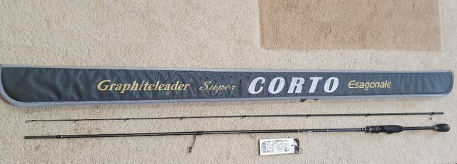 спиннинг Graphiteleader Super Corto Esagonale GOSRES-772L-T