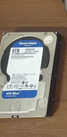 Жесткий диск WD 6 терабайт