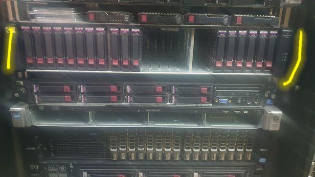 AP839A HP P2000 G3 Storage Array