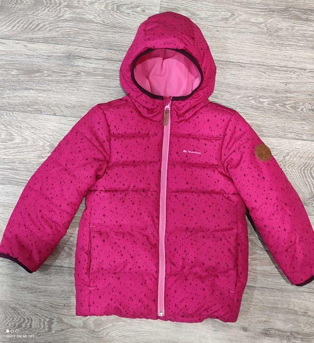 Куртка демисезонная Decathlon на 5 лет Лозовая - изображение 1