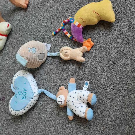 Дитячі мякі іграшки підвіски для немовлят