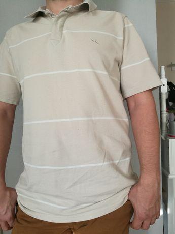 Koszulka Polo Domyos...kupiona w Decathlon..100% bawełna...STAN DOBRY!