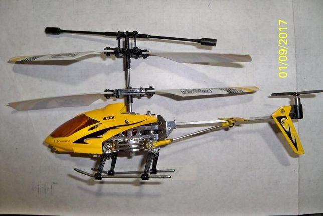 Радиоуправляемый вертолёт (под разборку)