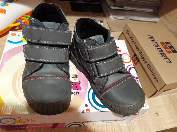 Шкіряне дитяче взуття