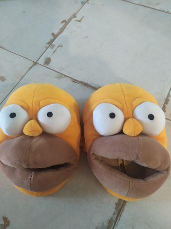 Тапочки Симпсоны Simpsons