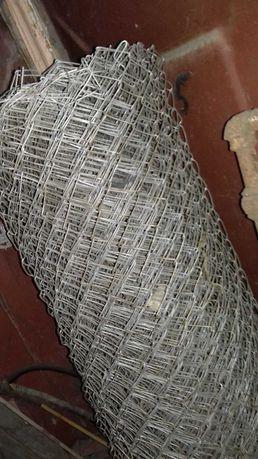 Алюминевая сетка рабица