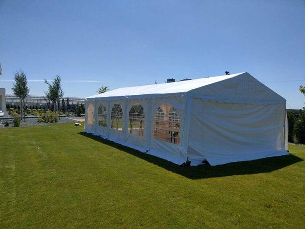 SPRZEDAM - Namiot ogrodowy 5m x 10m, Gruba plandeka.