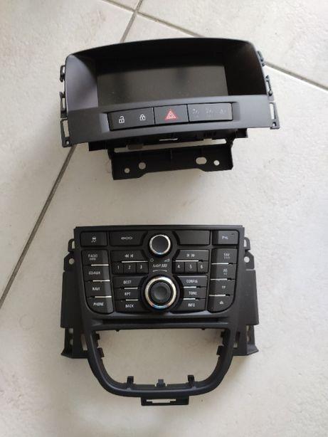 Rádio GPS NAVI 900 para Opel Astra J