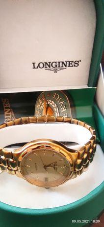 Longines оригинальный швейцарские часы