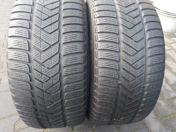 Opony zimowe 245 45 r17 Pirelli Sottozero 3
