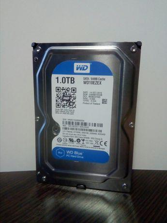 Новый!! Жёсткий диск, на 1TB