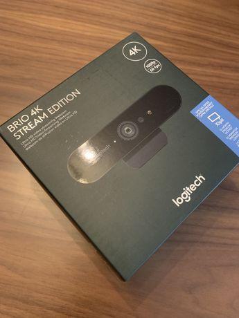 Logitech Brio 4k stream edition Novo