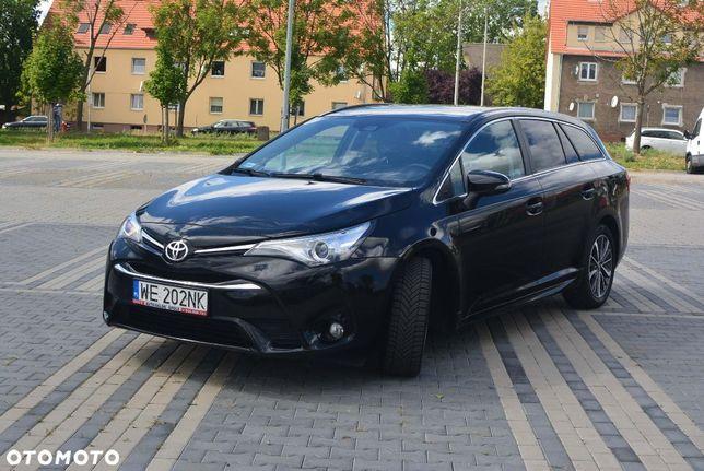 Toyota Avensis PREMIUM + Style / Nawigacja / I Właściciel / Salonowy / Serwisowany
