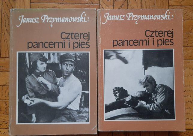 Czterej pancerni i pies, Janusz Przymanowski, 1986 r.