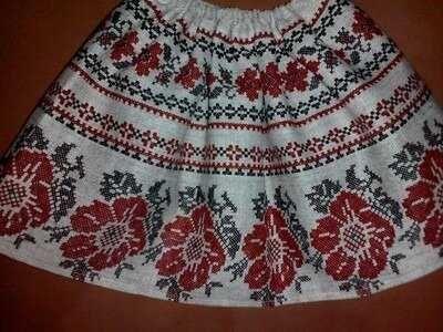 украинская юбка