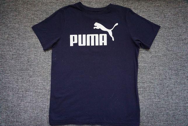 Koszulka z krótkim rękawem Puma M (10-12)