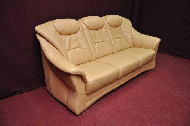Шкіряний диван. Диван з Европи. Домашній. HIMOLLA. Кожаный диван Б/У