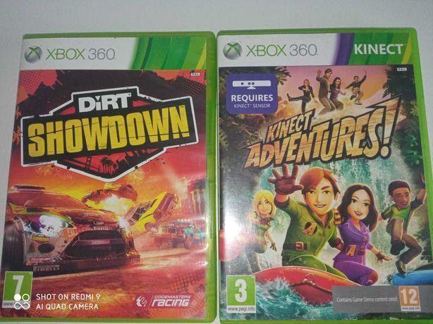 Gra Xbox 360 Kinect adventures , dirt showdown