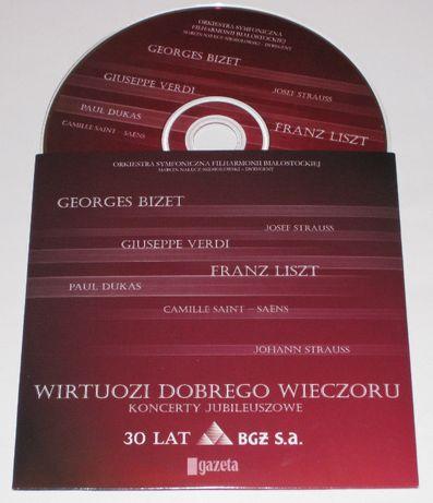 Bizet, Josef Strauss, Verdi Saint-Saens, Dukas, Liszt, Johann Strauss