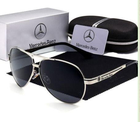 Óculos de Sol Mercedes Novos!